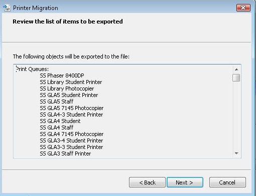 Backup, restore or migrate Print server in easy steps – Blog by