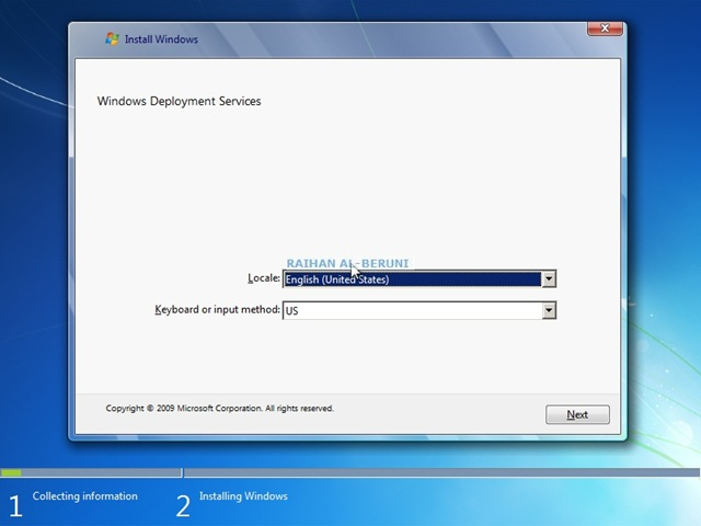 Windows Deployment Services: How to create deployable