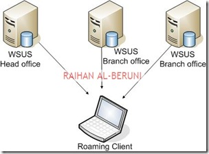 Roaming clients