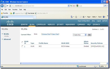 Step by Step guide to build a Cisco wireless infrastructure