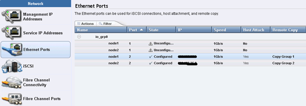 How To Configure San Replication Between Ibm Storwize