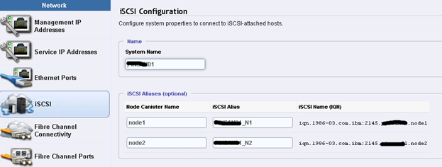 How to configure SAN replication between IBM Storwize V3700 systems