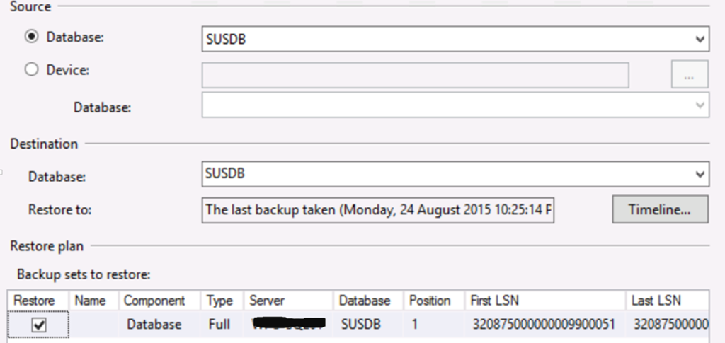 how to add a server to wsus