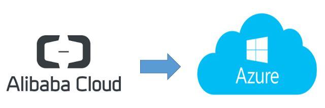 Migrate Alibaba ECS VM to Azure Cloud using Azure Site